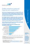 Quelles entreprises pratiquent la gestion des compétences ? - application/pdf