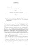 Adhésion par lettre du 17 janvier 2018 du syndicat Plastalliance aux dispositions de la convention collective