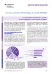 Intelligence artificielle ou humaine ? La numérisation et l'avenir des emplois et des compétences : opportunités et risques