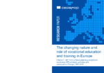 The changing nature and role of vocational education and training in Europe - Volume 7