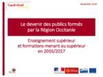 Enseignement supérieur et formations menant au supérieur en 2016/2017 - URL