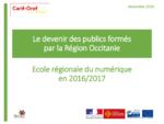 Ecole régionale du numérique en 2016/2017 - URL
