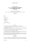 Accord du 30 octobre 2018 relatif à la désignation de l'opérateur de compétences de la branche
