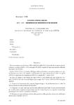 Avenant du 21 décembre 2018 relatif à la désignation de l'opérateur de compétence (OPCA)