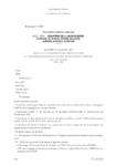 Accord du 26 mars 2019 relatif à l'affectation d'une partie des fonds de professionnalisation aux centres de formation d'apprentis