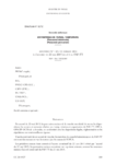 Avenant n° 1 du 13 juillet 2018 à l'accord du 22 mai 2015 relatif au FAF-TT