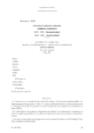 Accord du 15 mars 2019 relatif à la désignation de l'opérateur de compétences (OPCO PEPSS)