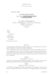 Accord du 18 décembre 2018 relatif à la désignation de l'opérateur de compétences (OPCO Construction)