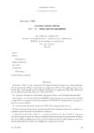 Accord du 7 mars 2019 relatif à la désignation de l'opérateur de compétences (OPCO des entreprises de proximité)