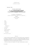 Accord du 11 décembre 2018 relatif à la désignation de l'opérateur de compétences (OPCO)