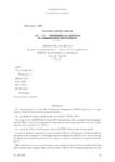 Avenant du 13 mars 2019 relatif à la désignation de l'opérateur de compétences (OPCO des entreprises de proximité)