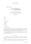 Accord du 25 octobre 2018 relatif à la désignation de l'OPCA PEPSS