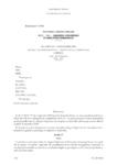 Accord du 8 novembre 2018 relatif à la désignation de l'opérateur de compétences (OPCO)