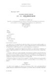 Accord du 21 mars 2019 relatif à la détermination du secteur d'activité économique de référence (secteur 8) et à la désignation de l'opérateur de compétences (OPCO AFDAS)