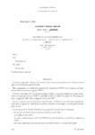 Accord du 20 novembre 2018 relatif à la désignation de l'opérateur de compétences (OPCO)