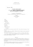 Accord du 6 décembre 2018 relatif à la désignation de l'opérateur de compétences (OPCO)