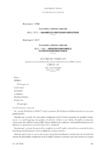 Accord du 5 mars 2019 relatif à la désignation d'un opérateur de compétences (OPCO 10)