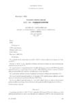 Accord du 5 novembre 2018 relatif à la désignation de l'opérateur de compétences (OPCO PEPSS)