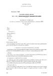 Accord du 19 avril 2019 relatif à la création d'une section professionnelle paritaire (SPP)