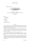Accord du 14 mars 2019 relatif à la désignation de l'opérateur de compétences