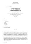 Avenant du 14 mai 2019 à l'accord du 15 décembre 2010 relatif à la création d'un CQP « Vendeur en animalerie »