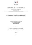 Rapport d'information fait au nom de la délégation aux Outre-mer sur la continuité territoriale dans les Outre-mer - application/pdf