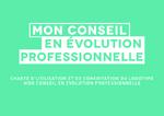 Mon conseil en évolution professionnelle - Charte d'utilisation et de cohabitation du logotype