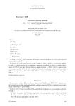 Accord du 14 mars 2019 relatif à la désignation de l'opérateur de compétences (OPCO)