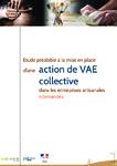 Etude préalable à la mise en place d'une action de VAE collective dans les entreprises artisanales normandes