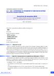 Accord du 22 novembre 2019 - application/pdf