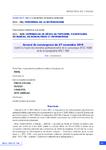 Accord de convergence du 27 novembre 2019 relatif à la fusion des branches professionnelles de la bureautique (IDCC 1539) et de la reprographie (IDCC 706)