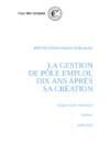 Synthèse rapport cour des comptes - application/pdf