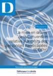 La mise en œuvre de la Convention relative aux droits des personnes handicapées (CIDPH) : rapport