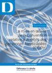 Synthèse - La mise en œuvre de la Convention relative aux droits des personnes handicapées - CIDPH [Juillet 2020 – 38 p.] - URL