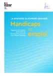 Synthèse - Handicaps et emploi : rapport thématique 2019-2020 [Juillet 2020 - 6 p.] - URL
