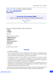 Accord du 27 novembre 2019 - application/pdf