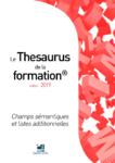 Le Thesaurus de la formation