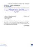 Adhésion par lettre du 11 juin 2020 de la CFDT des banques et assurances à l'accord du 5 février 2020