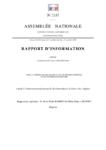 Rapport d'information déposé par la commission des finances, de l'économie générale et du contrôle budgétaire relatif à l'intégration professionnelle des demandeurs d'asile et des réfugiés