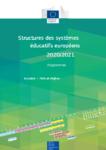 Structure des systèmes éducatifs européens 2020/2021 : diagrammes