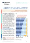 Formation des adultes et formation continue : les Européens sont pour ! Enseignements tirés d'une enquête d'opinion paneuropéenne menée par le Cedefop