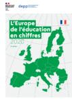L'Europe de l'éducation en chiffres 2020