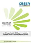 Les 100 propositions du Ceser pour une refondation économique, sociale et environnementale du Grand Est