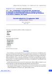 Accord collectif du 18 septembre 2020 relatif au dispositif « Pro-A »