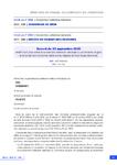Accord du 22 septembre 2020 relatif à la fusion entre la convention collective nationale du commerce de gros et la convention collective nationale du négoce en fournitures dentaires