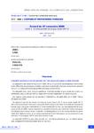 Accord du 27 novembre 2020 relatif à l'activité partielle de longue durée (APLD)