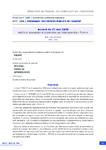 Accord du 27 mai 2020 relatif à la reconversion et la promotion par l'alternance (dite « Pro-A »)