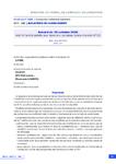 Accord du 26 octobre 2020 relatif à l'activité partielle pour répondre à une baisse durable d'activité (APLD)