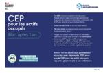 CEP pour les actifs occupés - Bilan après 1 an