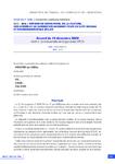 Accord du 10 décembre 2020 relatif à l'activité partielle de longue durée (APLD)